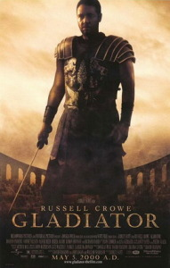 Gladiator (2000)  Theatrical Release Poster