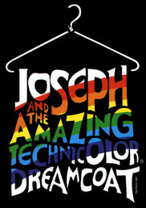 Joseph and the Amazing Technicolor Dreamcoat 1991 Revivals Logo