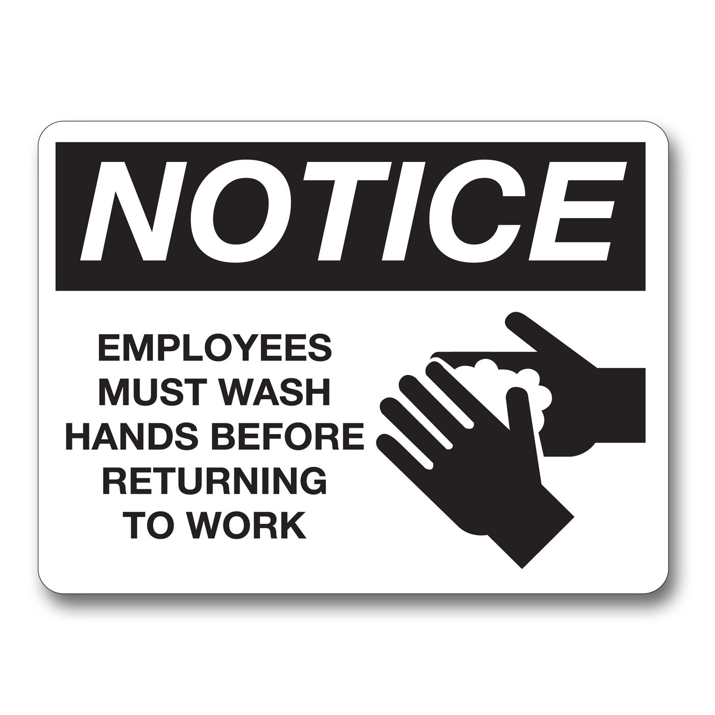 It is an image of Persnickety Free Printable Hand Washing Signs